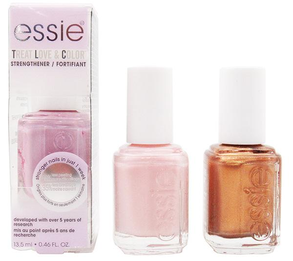 Essie Treat Love & Color Nail Polish & Strengthener Assorted - Wholesale Pack 59PCS (ETLC)