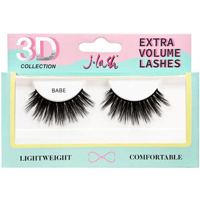 J.Lash Luxury 3D Extra Volume Lashes - Babe - Wholesale