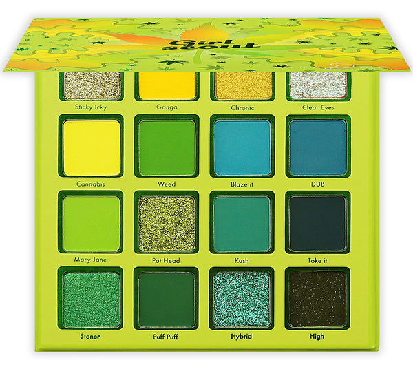 Kara Beauty Girl Scout Shadow Palette - Wholesale Display 12PCS (ES86)