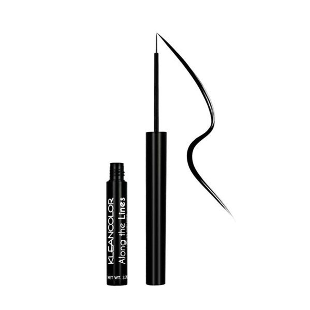 Kleancolor Along The Lines Liquid Eyeliner - Wholesale Display 48PCS (LE1768)