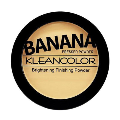 Wholesale Kleancolor Banana Pressed Powder Display 24PCS (PP2871)