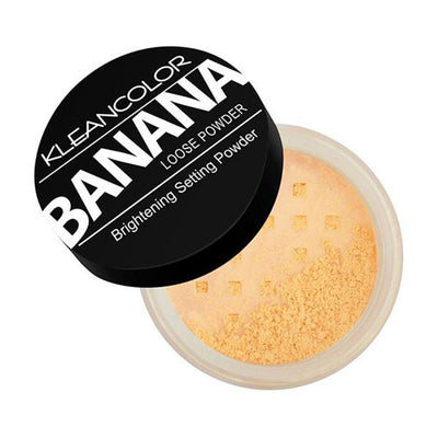 Wholesale Kleancolor Banana Loose Powder Display 24PCS (PP2872)