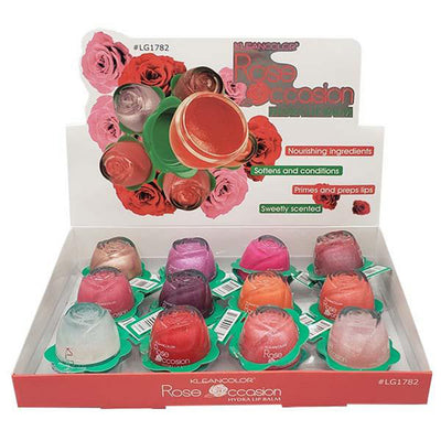 Kleancolor Rose Occasion Hydra Lip Balm - Wholesale