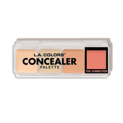 Wholesale L.A. Colors Concealer Palette Medium Pack 24PCS (CBCP280)
