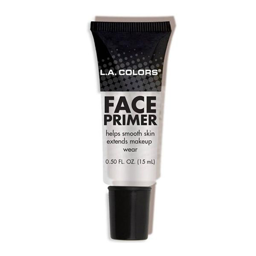 L.A. Color Face Primer Helps Smooth Skin - Wholesale Pack 24PCS (CBFP288)
