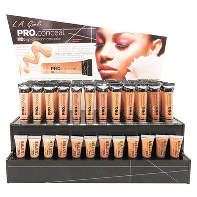 L.A Girl Pro HD Concealer - Wholesale Display 72PCS (CD-128)