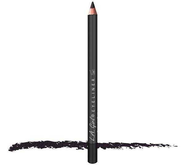 L.A. Girl Eyeliner Pencil - Black - Wholesale Pack 12PCS (GP601)