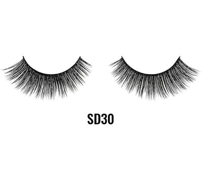 Laflare 3D Faux Mink Lashes - Wholesale Pack 10PCS (LFSD 30)