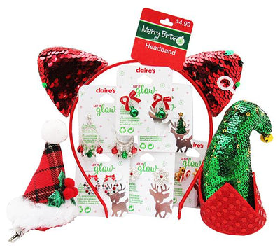 Let It Glow Christmas Accessories Assorted - Wholesale