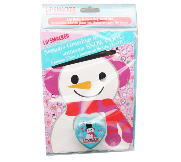 Lipsmacker Lip Balm Greeting Card Set Assorted - Wholesale Pack 32PCS (80836)