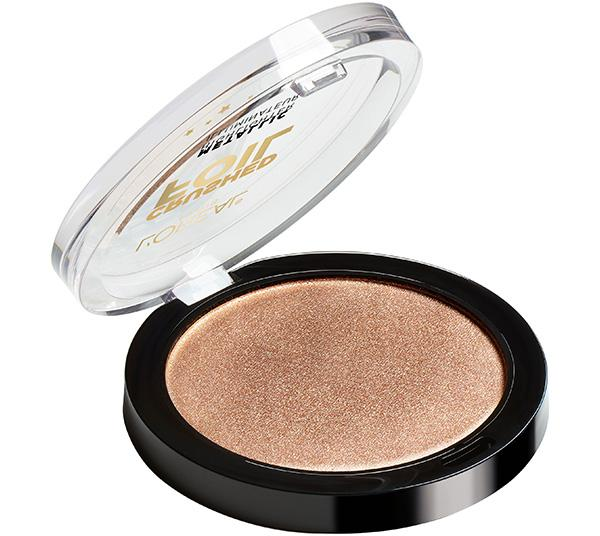 Loreal Crushed Foils Metallic Highlighter Gilded Gold - Wholesale Pack 24PCS (K27716)