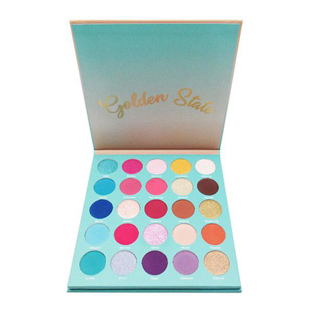 Lurella Cosmetics Golden State Palette - Wholesale Pack 5PCS (GS25)
