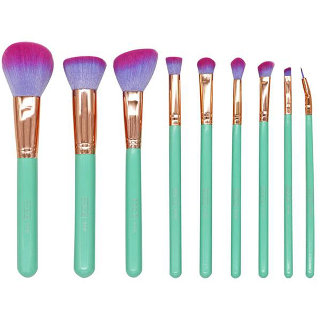Lula Boreal 9PCS Brushes Kit - Wholesale Pack 2PCS (KL4)