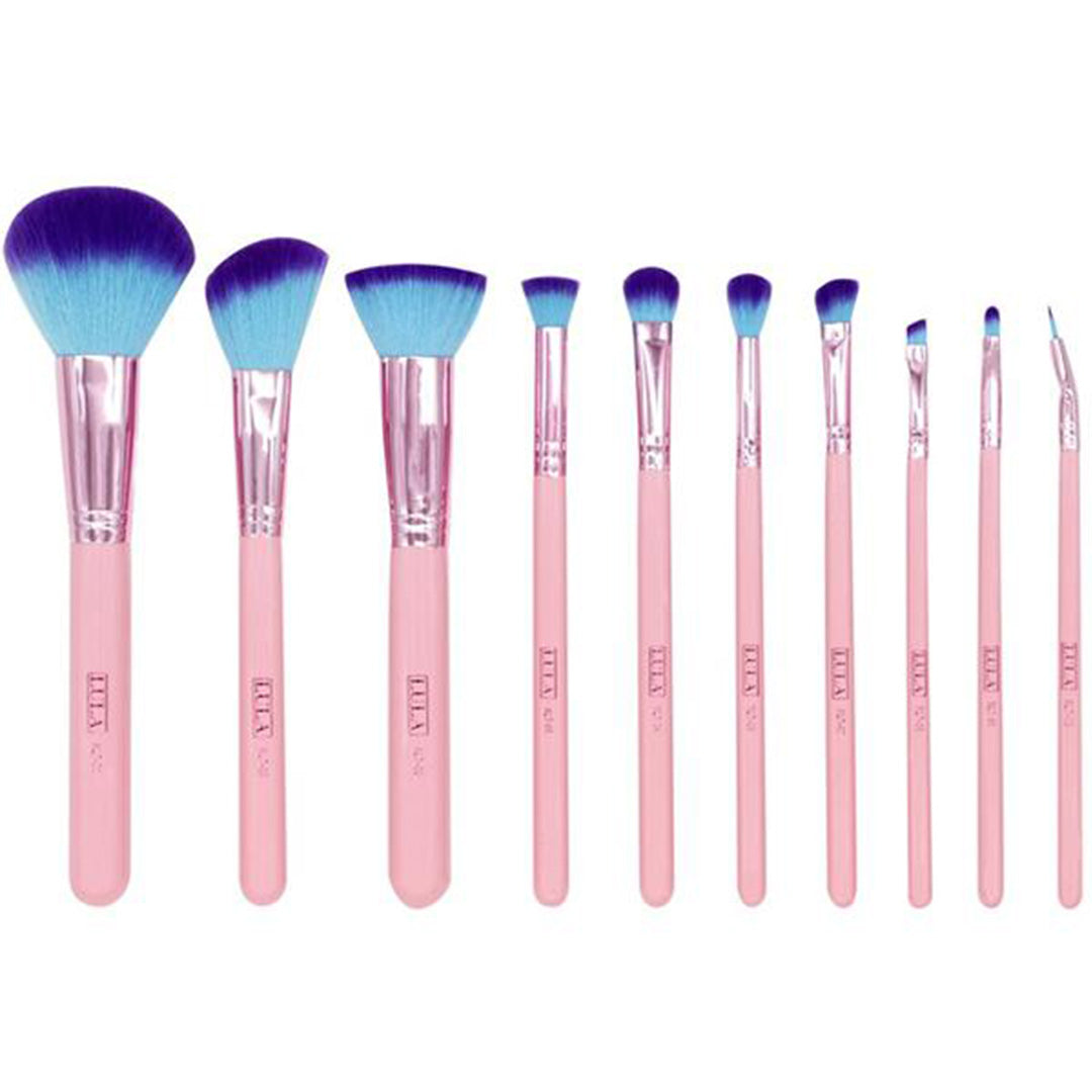 Lula Lollipop 10PCS Brushes Kit - Wholesale