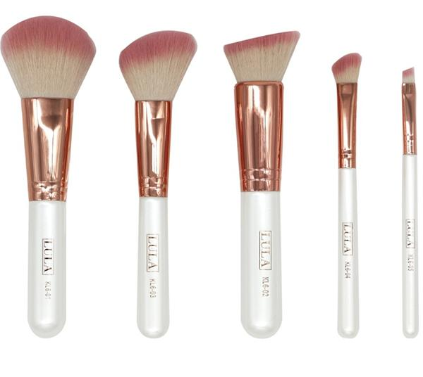 Lula Pearl Touch 5PCS Brushes kit - Wholesale