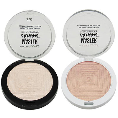 Maybelline Master Chrome Metallic Highlighter Assorted - Wholesale