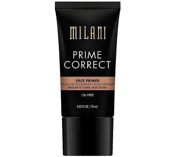 Milani Prime Correct Face Primer # 05 Medium Dark - Wholesale Pack 12PCS (MTFP)