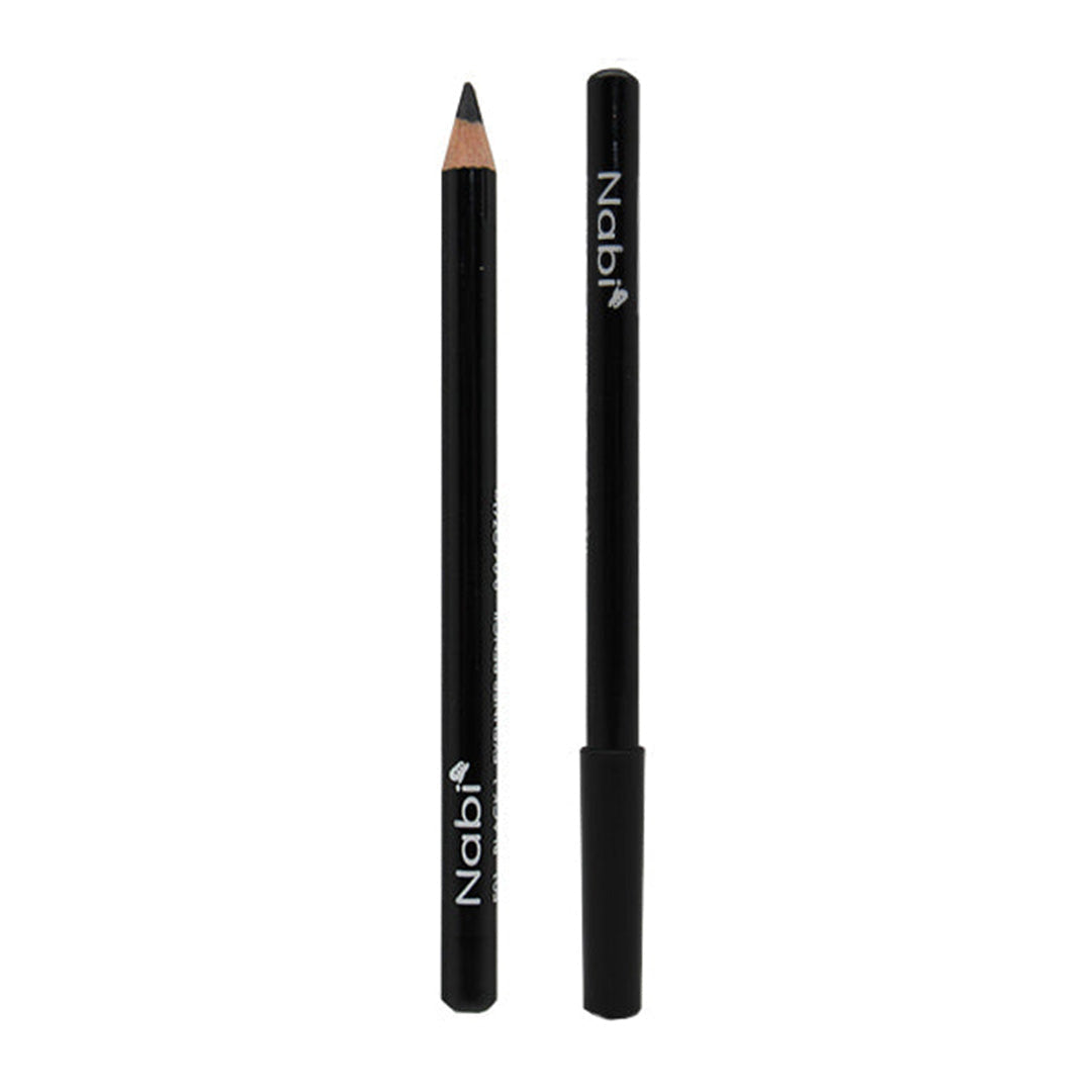 Nabi Eyeliner Pencil Black - Wholesale Pack 12PCS (E01)