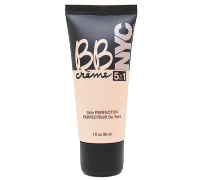 NYC Smooth Skin BB Creme 5 In 1