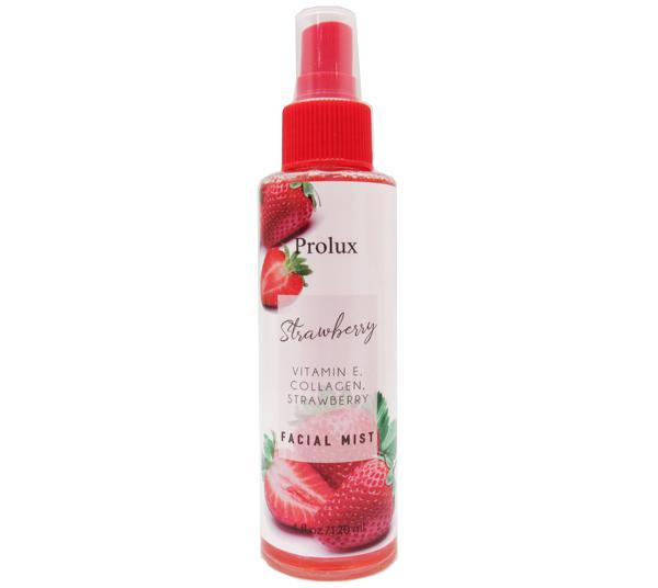 Prolux Facial Mist Strawberry - Wholesale Display 12PCS (K-013-04)