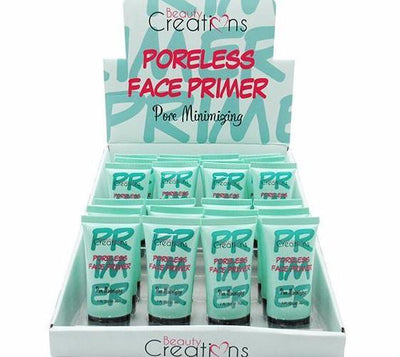 Wholesale Beauty Creations Poreless Face Primer 24 pc Display (PT01)