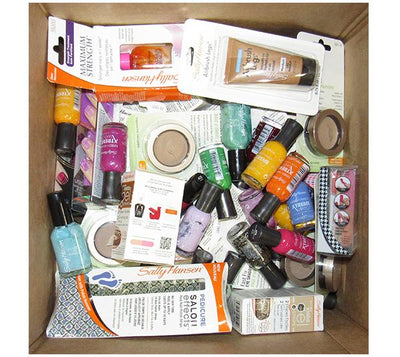 Liquidation Sally Hansen Assorted Products Mixed box