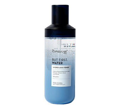 The Creme Shop But First Water Hydro Lock Toner -Wholesale