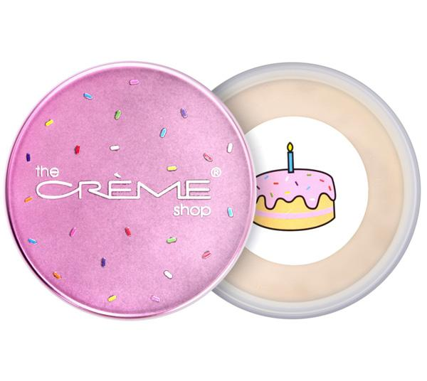 The Creme Shop Natural Cake Face Ultra Mattifying Baking + Setting Powder - Wholesale Pack 6PCS (NCF4595)
