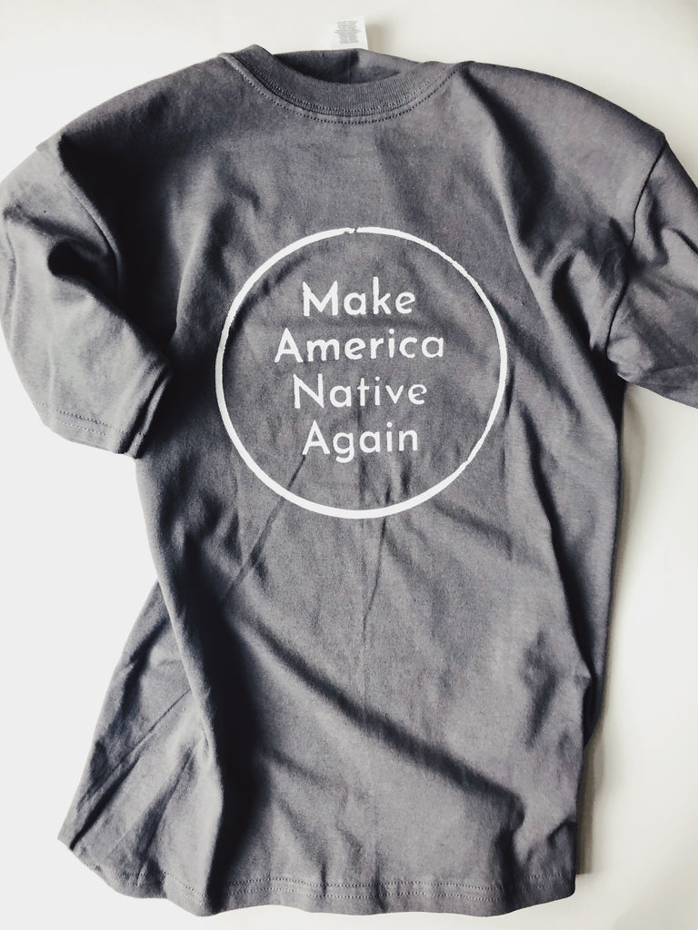 Make America Native Again T Shirt