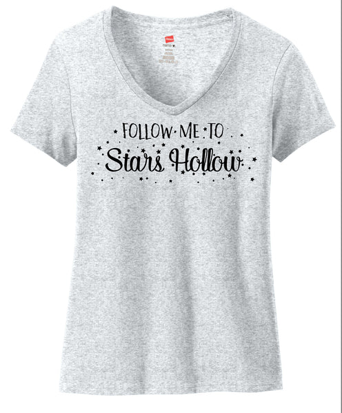 a0064d0f Gilmore Girls shirt - Follow Me To Stars Hollow – Doodles & Dots