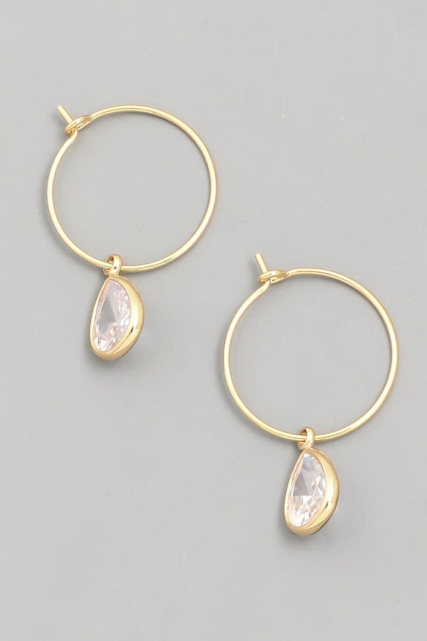 Isabella Earrings - Proper-Shops