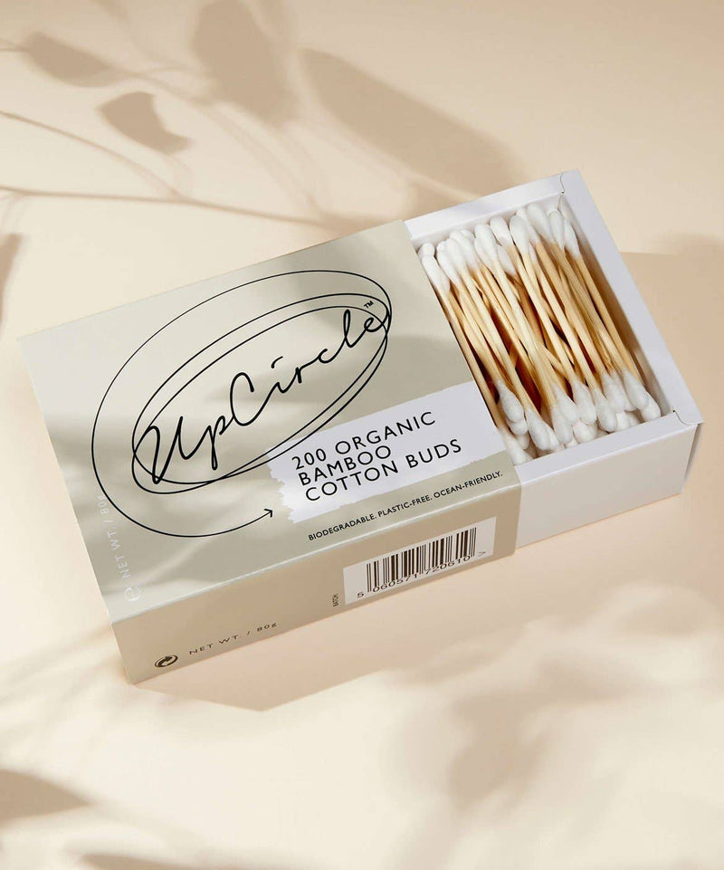 Bamboo Cotton Buds - Proper