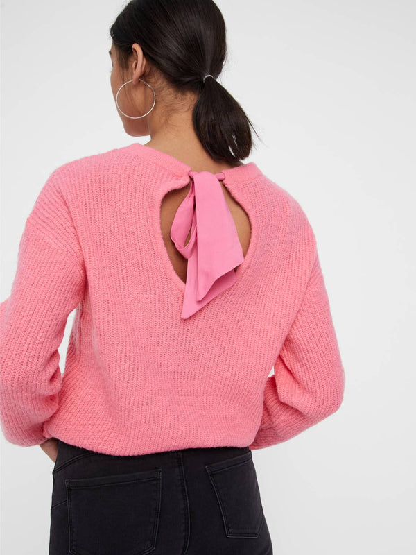Rana Bow Sweater - Proper-Shops