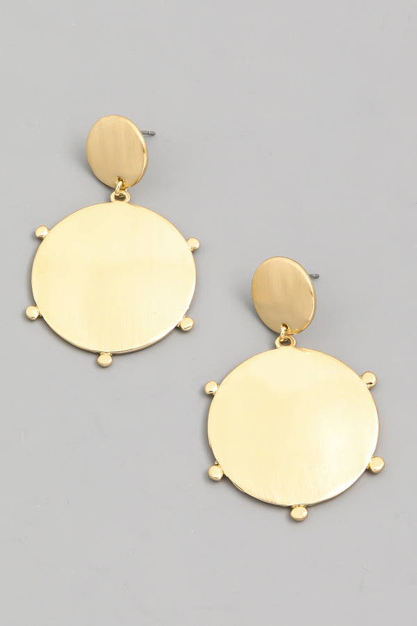 Elena Earrings - Proper-Shops