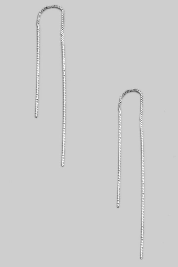 Dainty Threader Earring