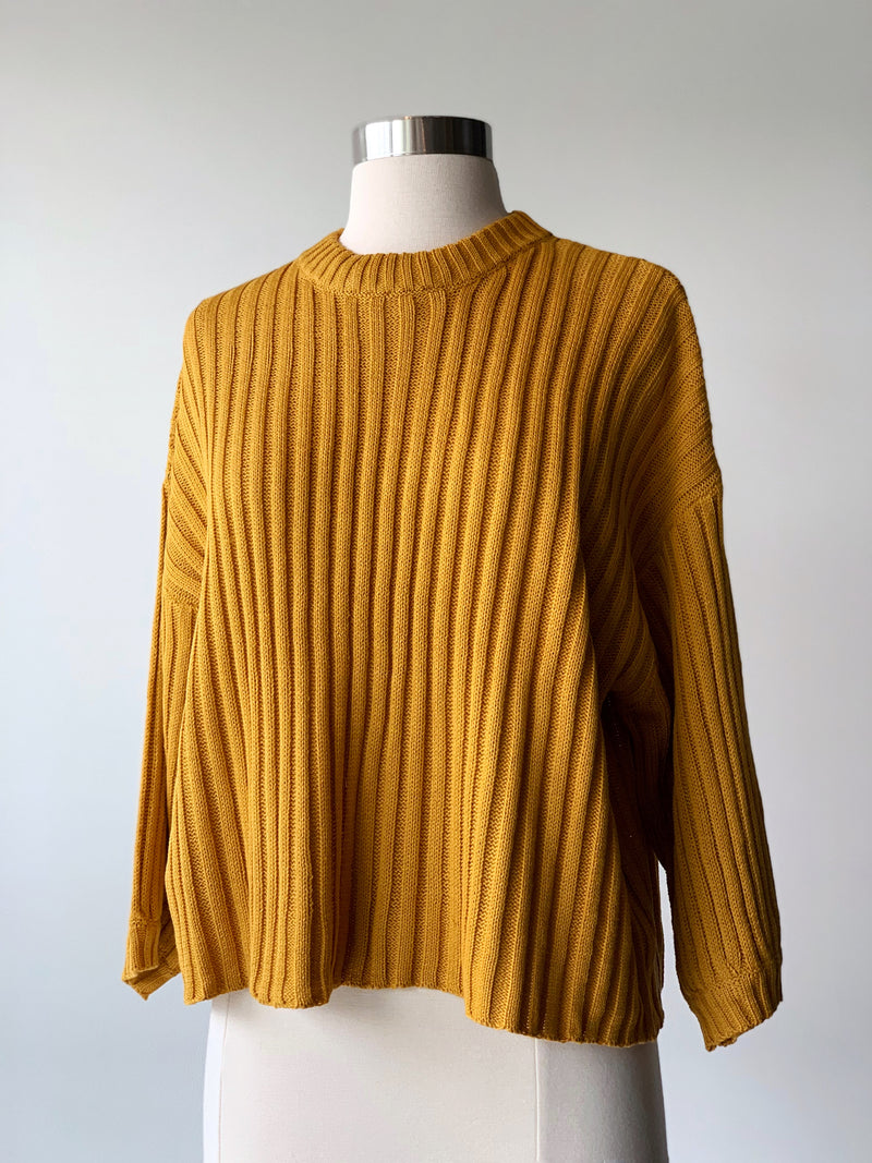 The Ethan Sweater Top - Proper-Shops