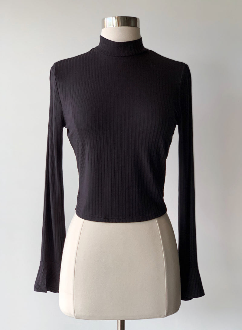 Lydia Mock Turtleneck - Proper-Shops