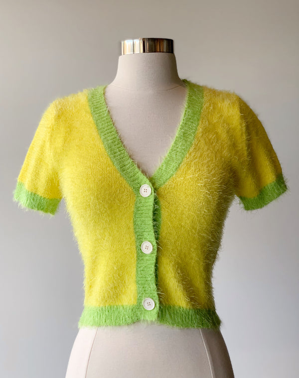 Lemon Lime Sweater - Proper-Shops