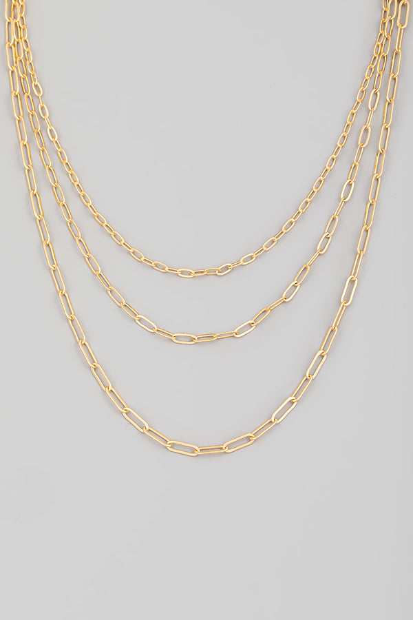 Bobbi Layered Necklace