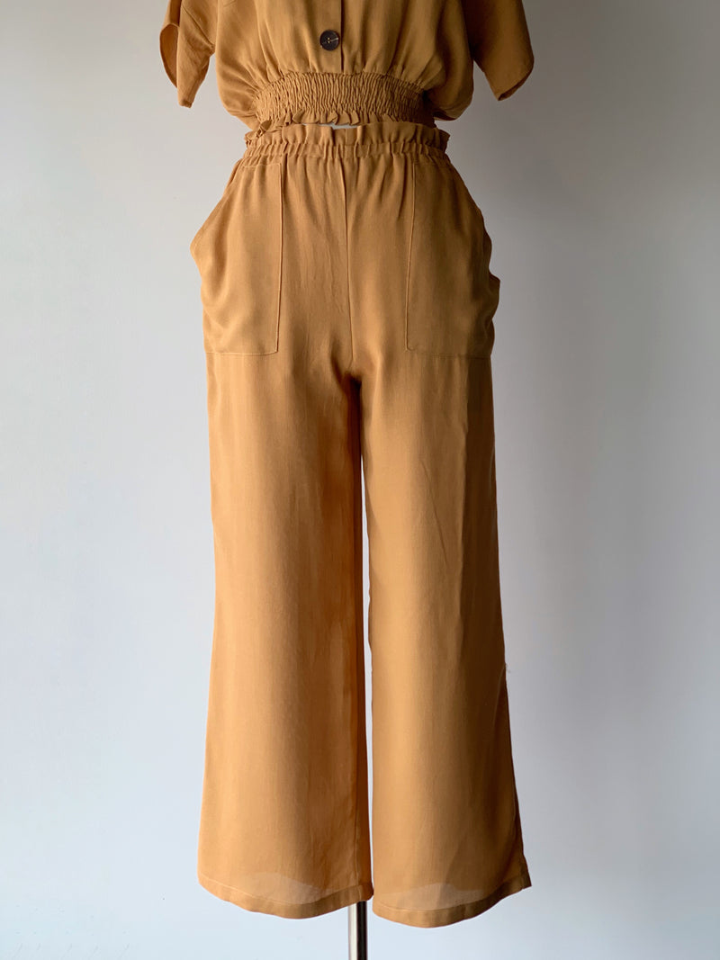Nadia Wide Leg Pants - Proper-Shops