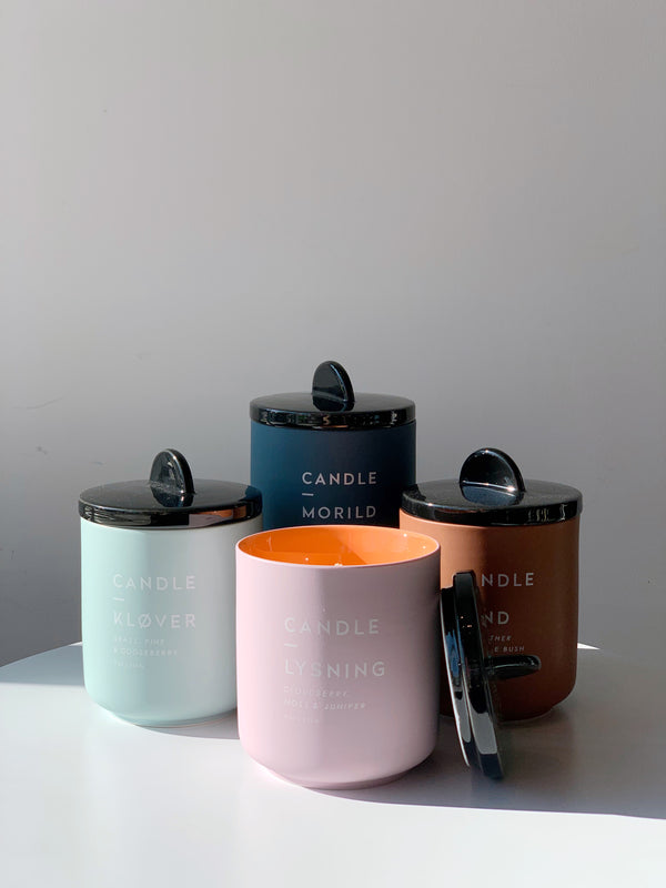 Darling Clementine Candle - Proper-Shops