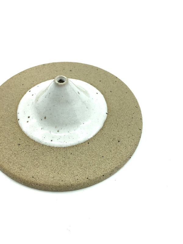 Volcano Incense Holder