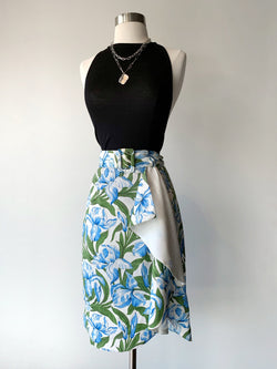 Vintage Tropical Skirt - Proper