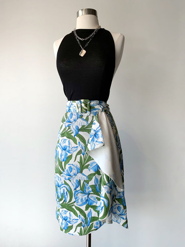 Vintage Tropical Skirt
