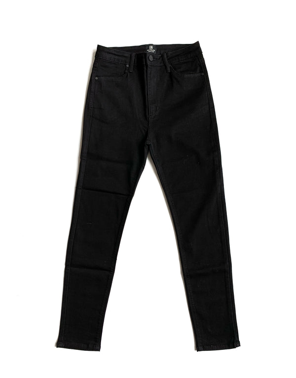 High Rise Crop Skinny - Proper