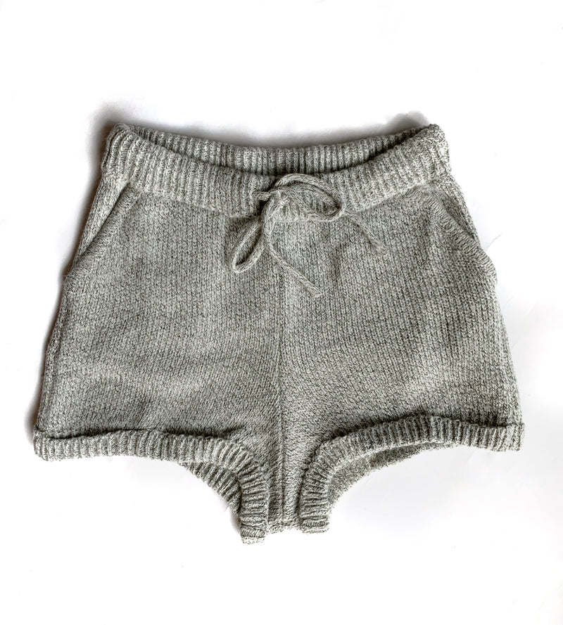 Jenny Sweater Shorts - Proper-Shops