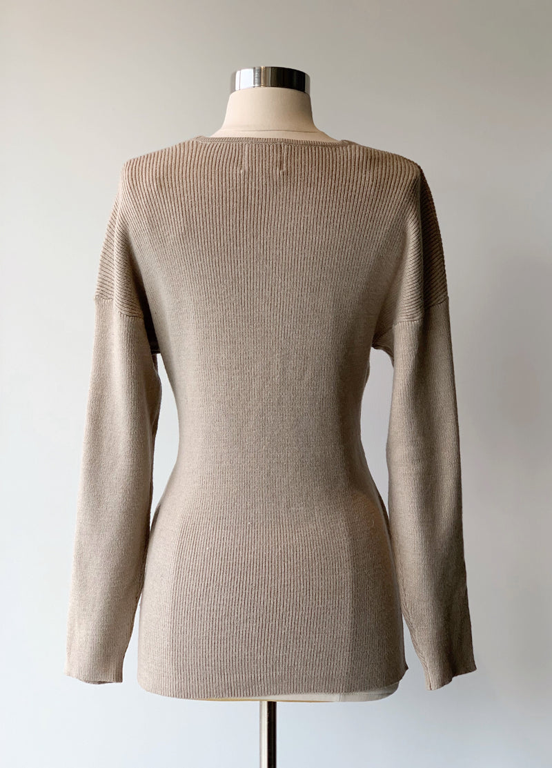 Liliana Wrap Sweater