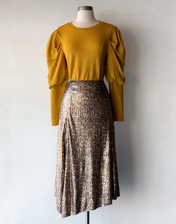 Brooke Sequin Skirt - Proper-Shops
