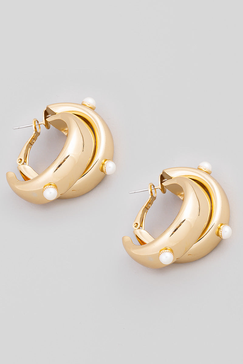 Adelaida Earrings - Proper-Shops