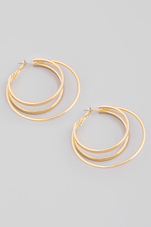 Cintia Earrings - Proper-Shops